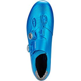 Shimano SH-RC901 Shoes Men Wide Blue